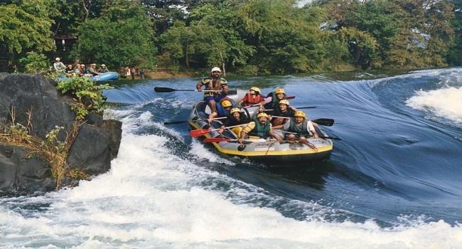 Karnataka River Rafting
