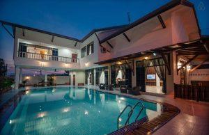 pool villas in Kuala Lumpur